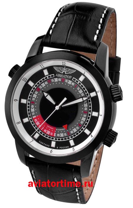 часы полет авиатор 2612/1424637 наручные