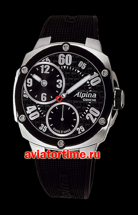 Швейцарские часы Alpina AL-650BB5AE6 ADVENTURE Extreme Regulator