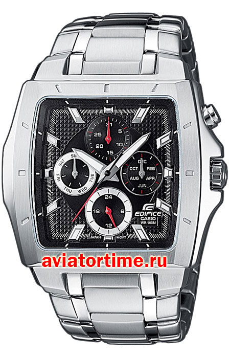 часы Casio EF-329D-1A EDIFICE