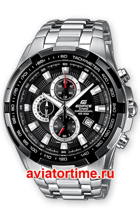 часы Casio EF-539D-1A EDIFICE