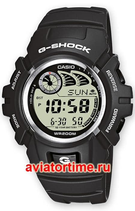 часы Casio G-2900F-8V G-SHOCK