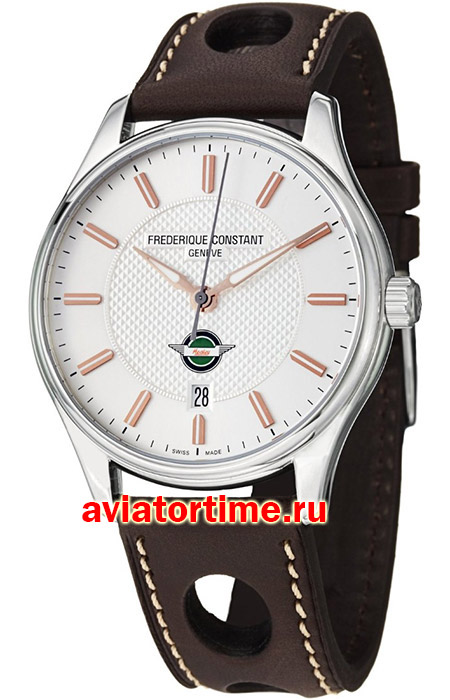 Швейцарские часы Frederique Constant FC-303HV5B6 Vintage Rally Collection Healey Automatic