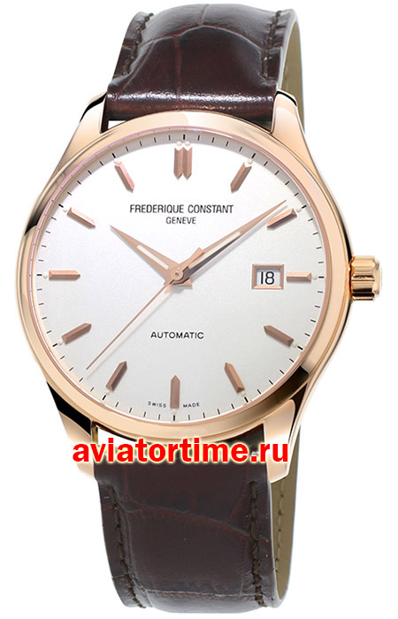 Швейцарские часы Frederique Constant FC-303V5B4 Index Automatic