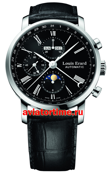 Швейцарские наручные мужские часы Louis