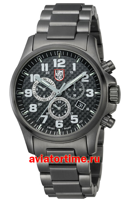 Мужские швейцарские часы LUMINOX XL.1942, LUMINOX A.1942 FIELD ATACAMA CHRONOGRAPH 1940 SERIES