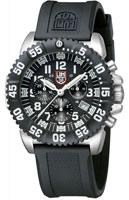 Швейцарские часы LUMINOX A.3181 Navy Seal STEEL COLORMARK CHRONOGRAPH