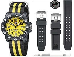 LUMINOX A.3955 SET SCOTT CASSELL, комплект