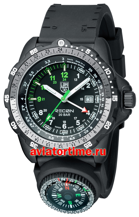 Мужские швейцарские часы LUMINOX XL.8831.KM, A.8831.KM LAND Recon Point Man разведчик 8820 Series
