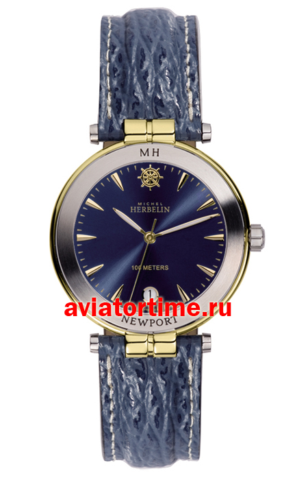 Швейцарские часы Michel Herbelin 12866-T35.SM Newport Yacht Club