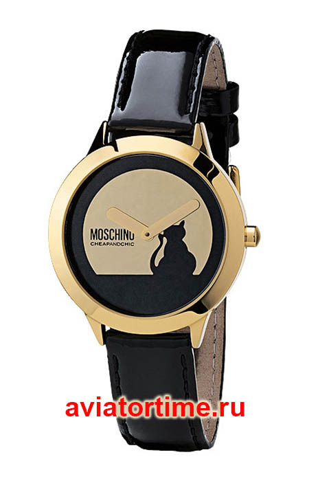 Женские Часы Moschino Time for Cats MW0078