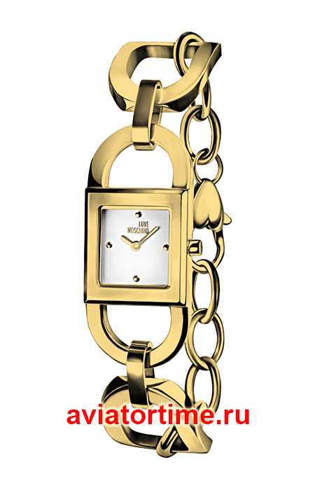 Женские Часы Moschino Chain Reaction MW0478