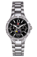 Швейцарские часы Swiss Military Hanowa 06-7164.04.007 Lady Officer Multi-Function