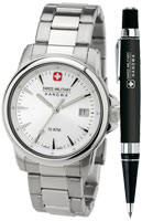Швейцарские часы Swiss Military Hanowa 06-8010.04.001 Swiss Recruit Gift Set