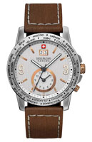 Швейцарские часы Swiss Military Hanowa 06-4131.1.04.001 Revenge Dual Time