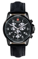 Швейцарские часы Swiss Military Hanowa 06-4142.13.007 Swiss Soldier Chrono