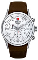 Швейцарские часы Swiss Military Hanowa 06-4156.04.001.05 Navalus Chrono