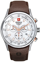 Швейцарские часы Swiss Military Hanowa 06-4156.04.001.09 Navalus Chrono