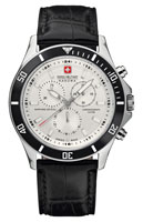 Швейцарские часы Swiss Military Hanowa 06-4183.04.001.07 Flagship Chrono