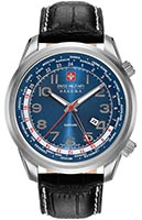 Швейцарские часы Swiss Military Hanowa 06-4293.04.003 Revenge Dual Time