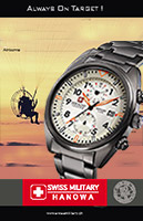 Швейцарские часы Swiss Military Hanowa 06-4100.09.001 Navigator Urban
