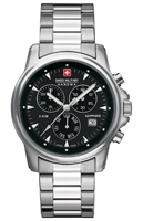 Швейцарские часы Swiss Military Hanowa 06-5232.04.007 Swiss Recruit Chrono Prime