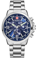 Швейцарские часы Swiss Military Hanowa 06-5250.04.003 Arrow Chrono