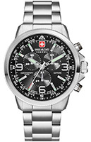 Швейцарские часы Swiss Military Hanowa 06-5250.04.007 Arrow Chrono