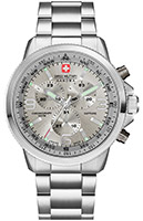 Швейцарские часы Swiss Military Hanowa 06-5250.04.009 Arrow Chrono