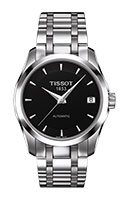 Швейцарские часы Tissot T035.207.11.051.00 COUTURIER AUTOMATIC LADY