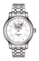 Швейцарские часы TISSOT T050.207.11.011.04 TISSOT LADY HEART POWERMATIC 80