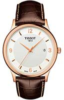 Швейцарские часы Tissot T914.410.46.017.00 Rose Dream Lady Quartz 18K Gold