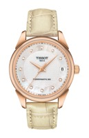 Швейцарские часы Tissot T920.207.76.116.00 VINTAGE POWERMATIC 80 LADY 18K GOLD