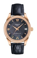 Швейцарские часы Tissot T920.207.76.128.00 VINTAGE POWERMATIC 80 LADY 18K GOLD