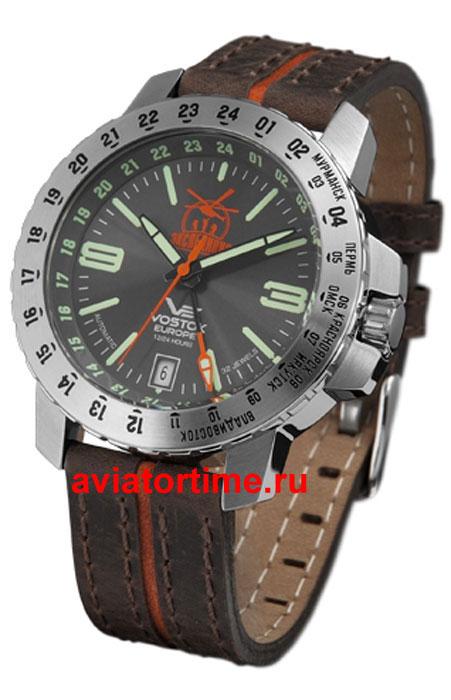 Мужские Часы Восток Европа (Vostok Europe)NH25A